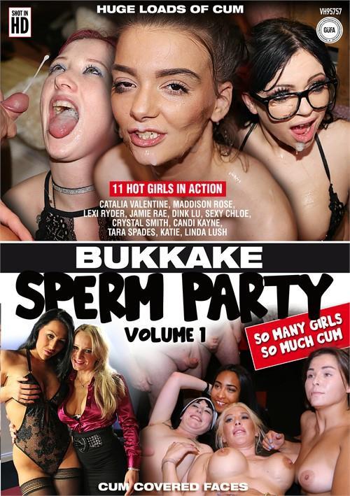 Bukkake Sperm Party: Maddison Rose, Jamie Rae (II), Candi Kayne, Lexi Ryder, Dink Lu, Crystal Smith, Tara Spades, Catalia Valentine, Linda Lush - Bukkake Sperm Party 1, [SD 406p] (1007.13 Mb)