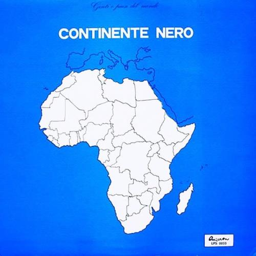 Piero Umiliani — Continente Nero (1975) (2021)