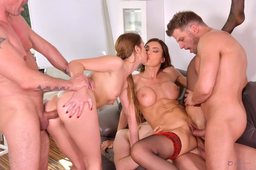 HandsOnHardcore.com, PornWorld.com - Kitana Lure, Alexis Crystal