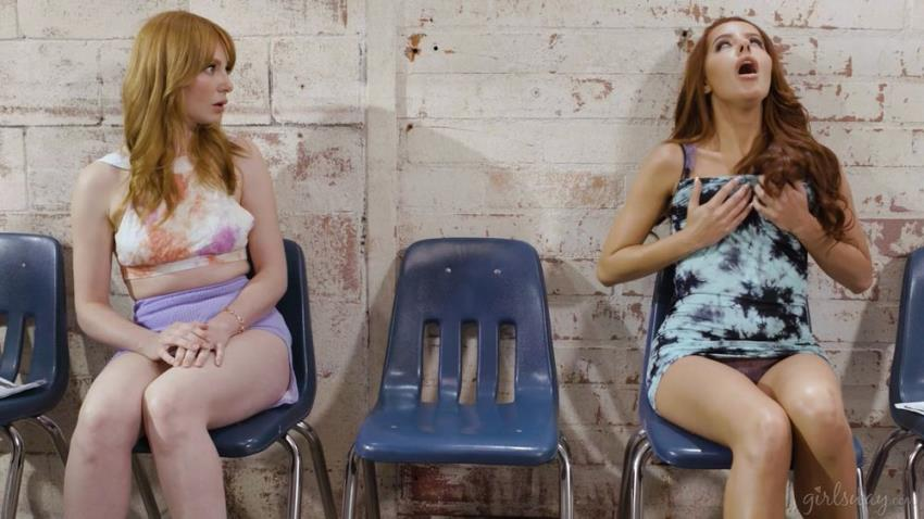 Lacy Lennon, Vanna Bardot ~ Seeing Red: Not YOU Again!! ~ GirlsWay.com ~ FullHD 1080p