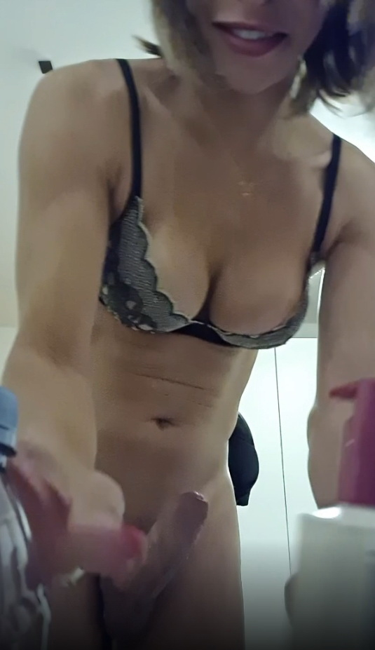 TS Today s quick scene is a source with Shemale Carla Brasil 1080p 405.88 Mb