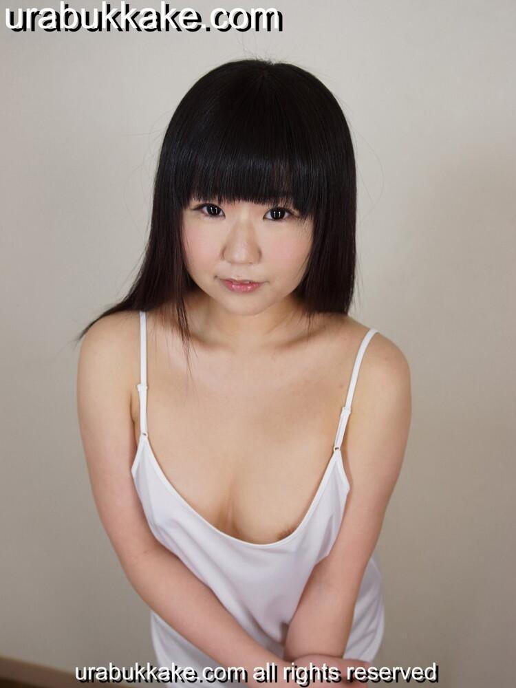 Moeris ~ Amateur Moeris Tiny Tits Bukkake ~ UraBukkake ~ FullHD 1080p