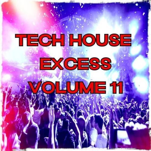 Tech House Excess, Vol.11 (2021)