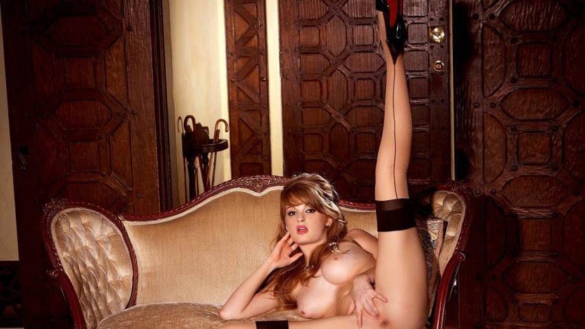HollyRandall.com: Faye Reagan - Splendor of Red [SD 480p] (188.98 Mb)