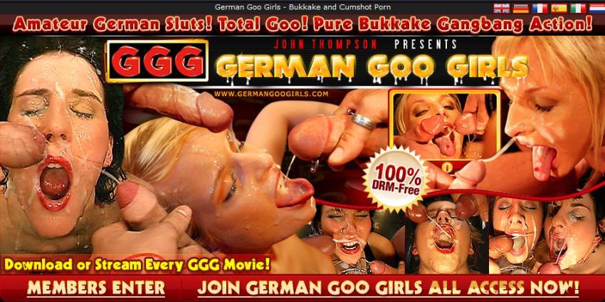 GermanGooGirls.com: MEGApack of Gangbang, -, Bukkake [SiteRip ] ()