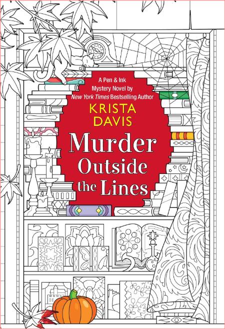 Murder Outside the Lines by Krista Davis