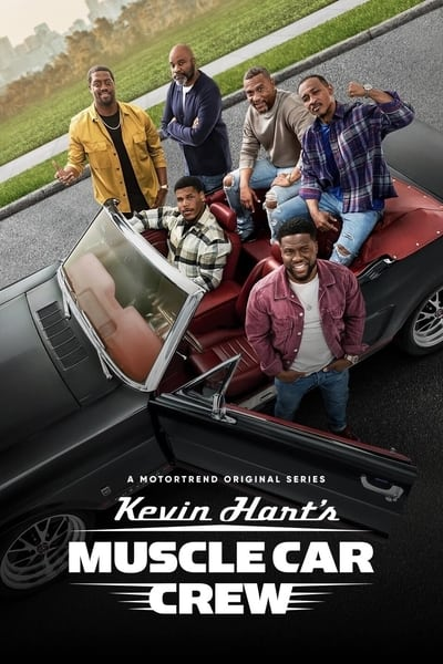 Kevin Harts Muscle Car Crew S01E03 Try and Catch Me 720p HEVC x265-MeGusta