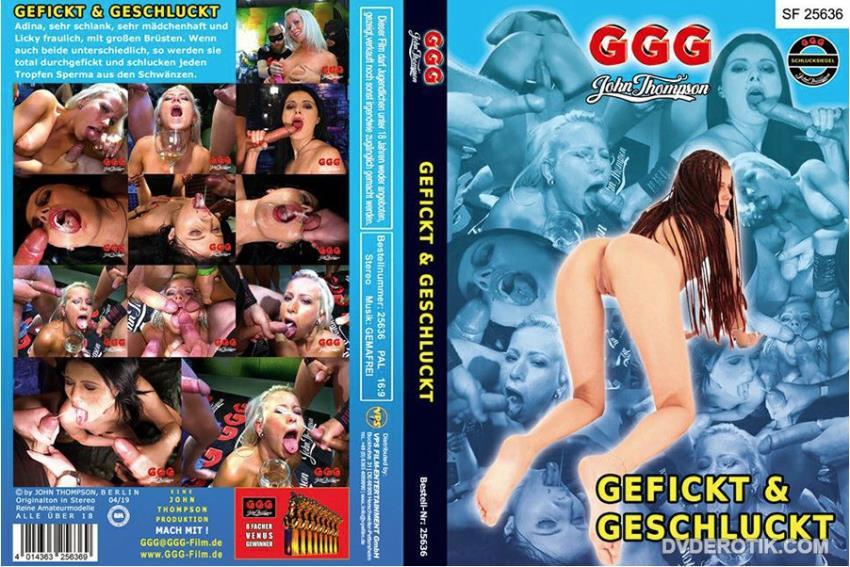 GGG: Adina, Licky - Gefickt, Geschluckt, [SD 404p] (1.02 Gb)
