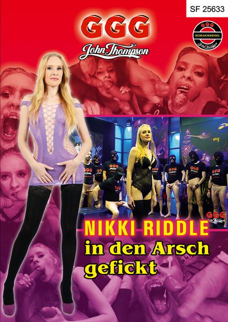 GGG : ikki Riddle, Jessy -, Nikki Riddle Ass Fucked, [SD 480p] (724.85 Mb)