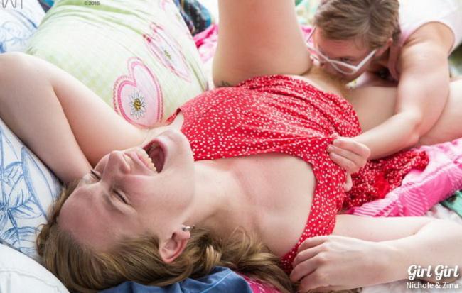 AbbyWinters.com: Girl-Girl: Fisting Starring: Nichole