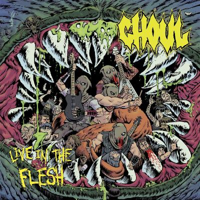 Ghoul - Live in the Flesh (2021)