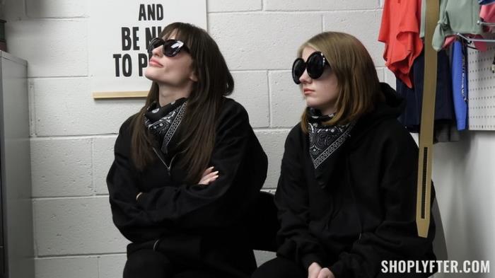 Shoplyfter.com TeamSkeet.com: Case No. 7906131 - ANTIFA Riot Girls Starring: Dakota Burns and Mia Taylor