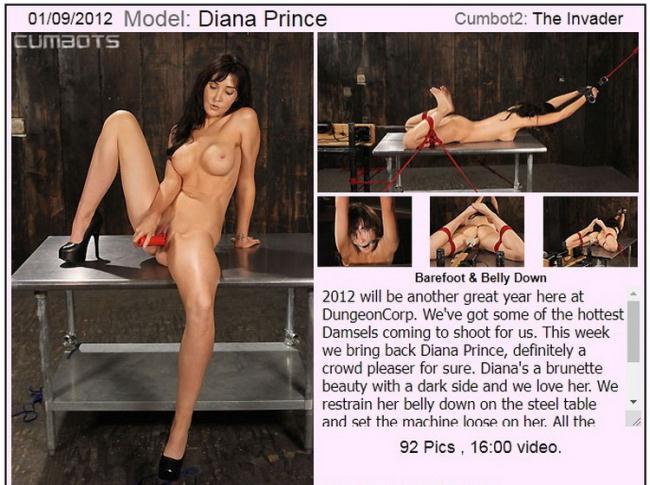 CumBots.com Dungeoncorp.com: Diana Prince Starring: Diana Prince