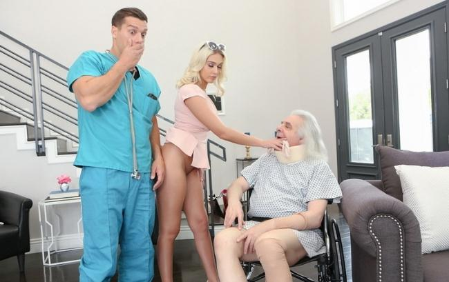 Cucked.xxx: Athena Gets Some Cock Therapy Starring: Athena Palomino