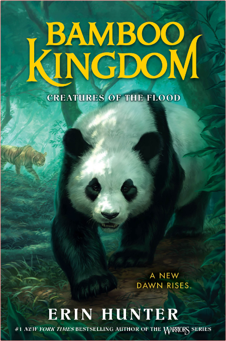 Creatures of the Flood by Erin Hunter