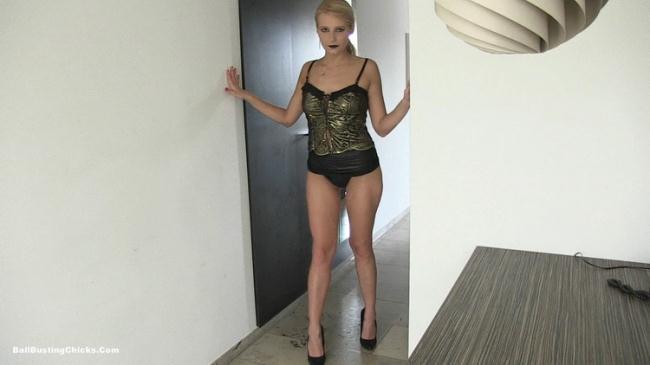 BallbustingChicks.com: Until The Last Drop Starring: Mistress Natalie Black