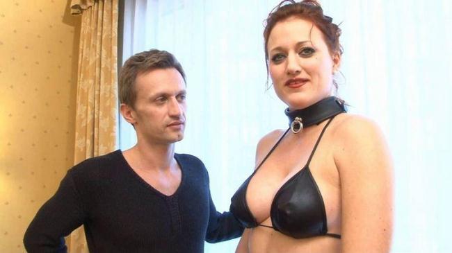 JacquieEtMichelTV.net Indecentes-Voisines.com: Sasha, gang-bang extrкme dйdiй а son ex! Starring: Sasha