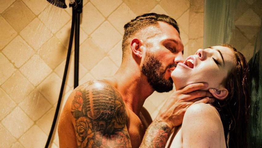 Nala Brooks ~ Rinsing Off ~ Eroticax.com / Xempire.com ~ FullHD 1080p